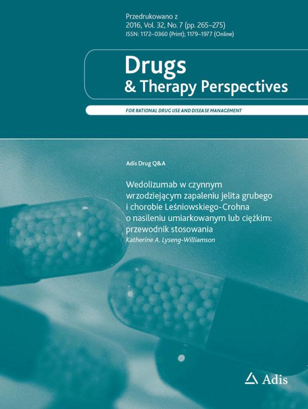 [LYSENG-WILLIAMSON]---reprint---Takeda---vedolizumab---Drugs-Ther-Perspectives---Adis_ver_druk-1